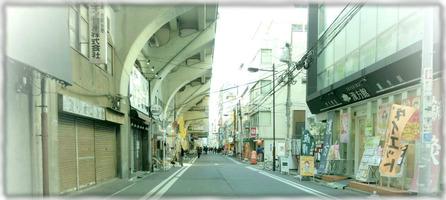 浅草橋駅付近