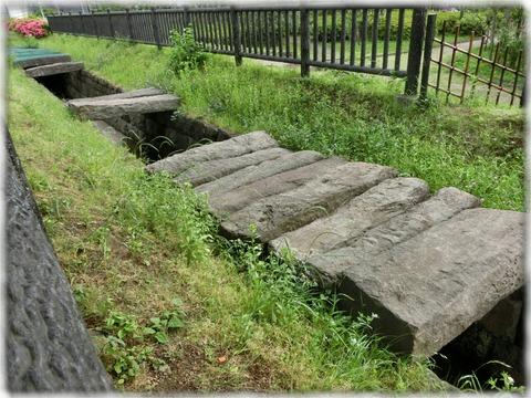 神田上水石樋