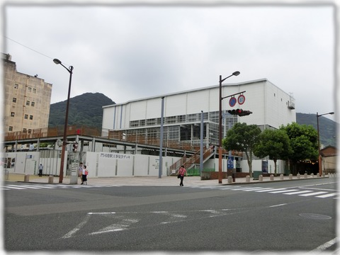 門司港駅2014