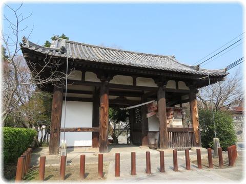 太山寺 仁王門