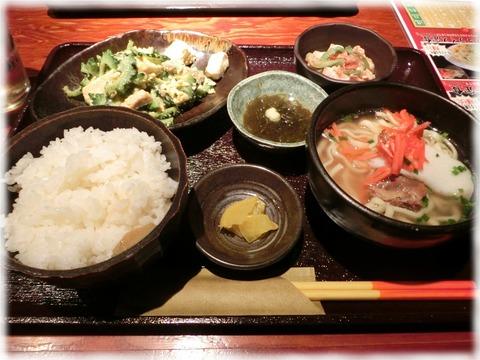 竹富島定食