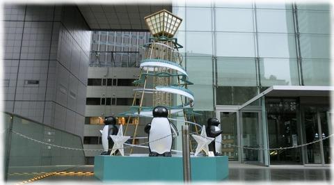 Suicaペンギンクリスマスツリー