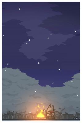 ツキの冒険