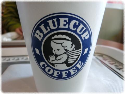 ブルーカップコーヒー