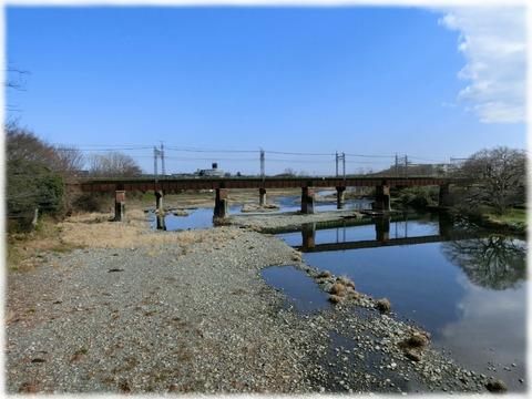 旧入間川橋梁