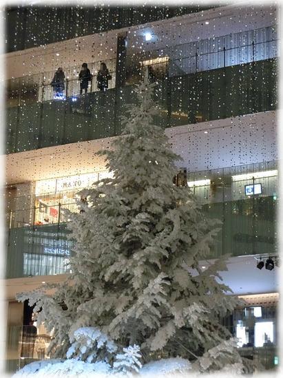 KITTEホワイトツリー