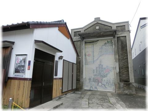 蔵前祭車庫