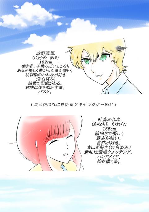 1キャラ紹介#1