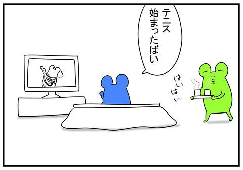H31.1.26 大坂なおみ選手優勝おめでとう 1