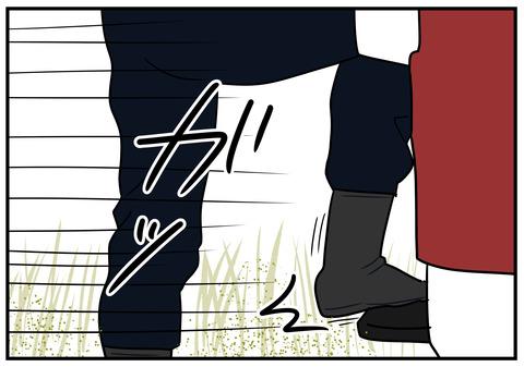 6 稲刈り当日 1