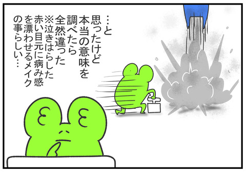 R2.5.31 地雷メイクとは???? 5