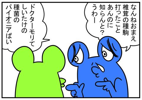 23 椎茸の種駒 4