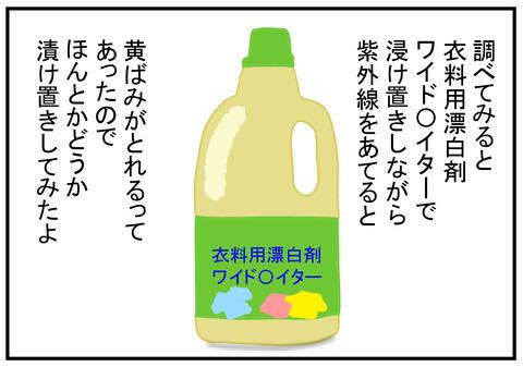 H31.1.11 プラスチックの黄ばみ 2