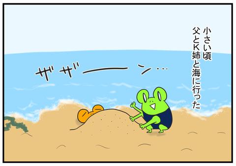 H30.6.15 海水浴の思い出 1