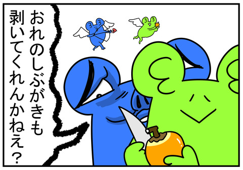 14 渋柿作り 2