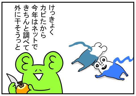 14 渋柿作り 7