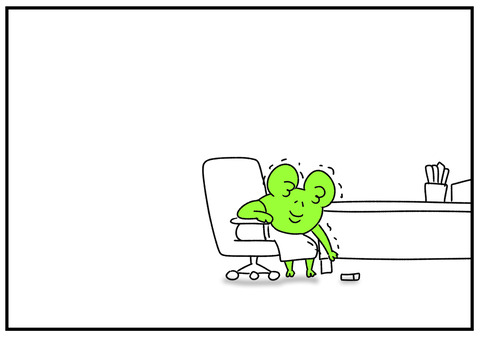 R2.1.27 キャスター付きの椅子 4