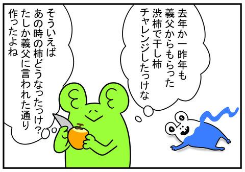 14 渋柿作り 3