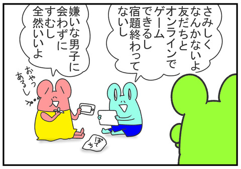 R2.3.14 休校中の子供の様子 3