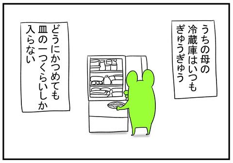 H31.1.12 冷蔵庫がぱんぱん 1