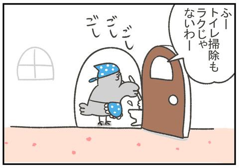 R2.9.16 はとぱっぱ立つ鳥 1