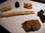 梨の家前菜5種