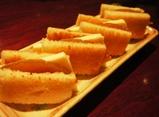ロックフィッシュ奈良漬サンド