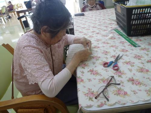 縫い物(3)
