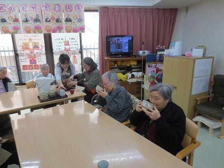 外食岩田誕生お茶会13周年 554