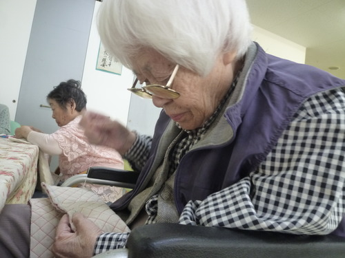 縫い物(2)