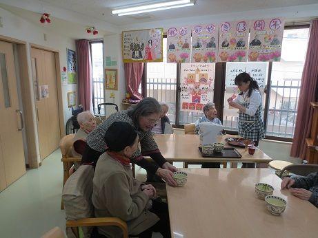 外食岩田誕生お茶会13周年 556