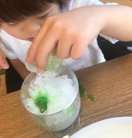 フルーツかき氷13