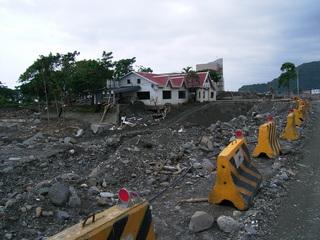 台湾 台風被害2