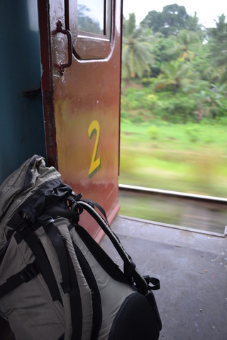 スリランカ 1日目鉄道2