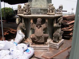 バンコク変な彫刻