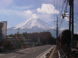 富士山がよく見えるとこ