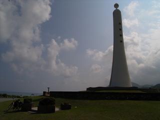 台湾 記念碑2