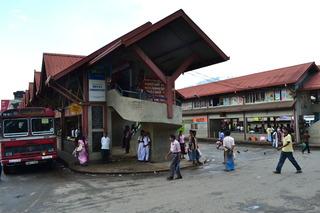 バドゥッラ バスターミナル