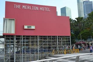 シンガポール マーライオン箱2