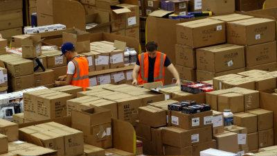 コストコに激震、Amazon
