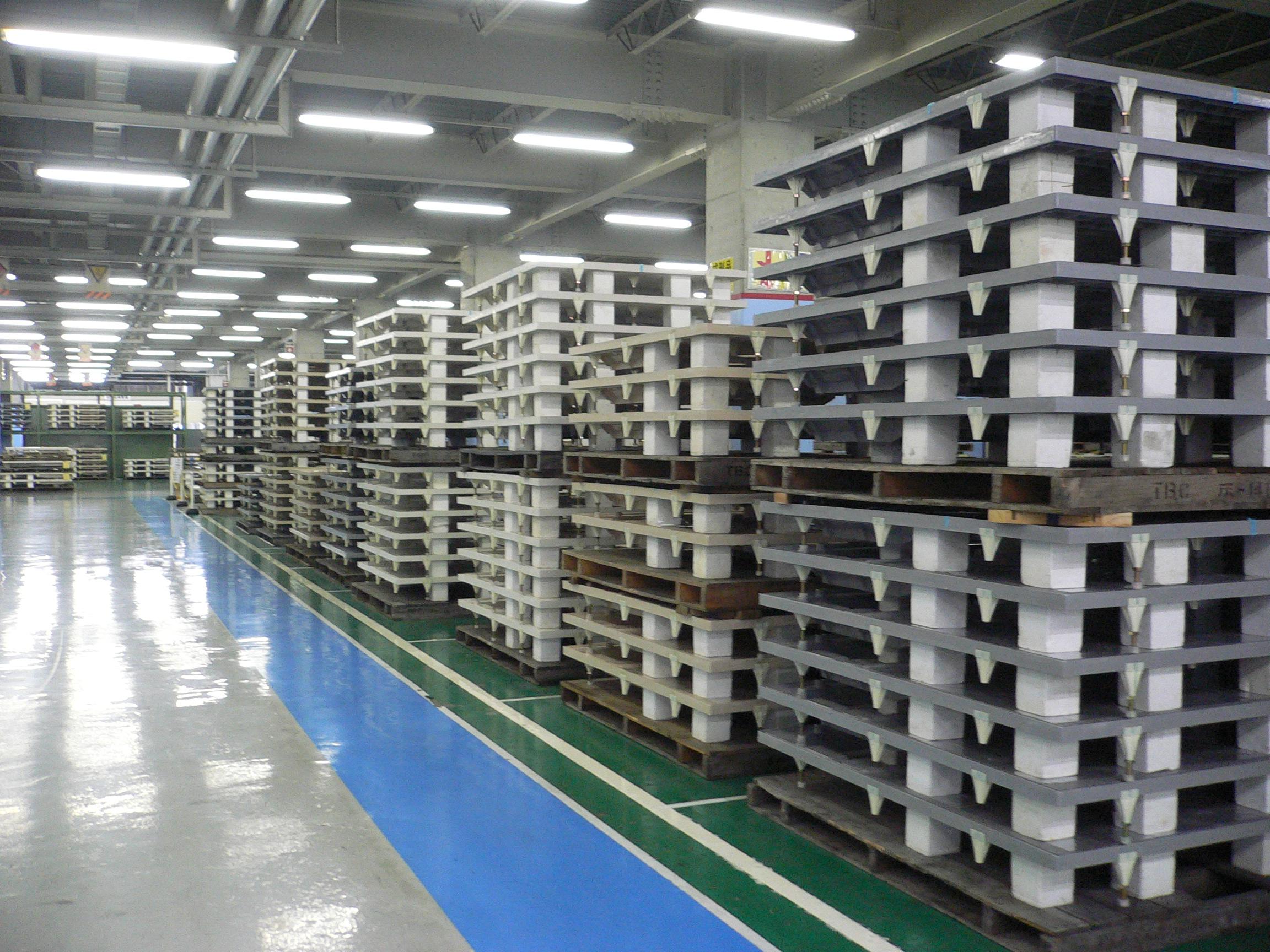 工場 TOTOさんのシステムキッチン、システムバス 共に工場は千葉県なのです... ≪地域密着二