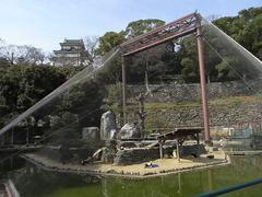 和歌山城と動物園