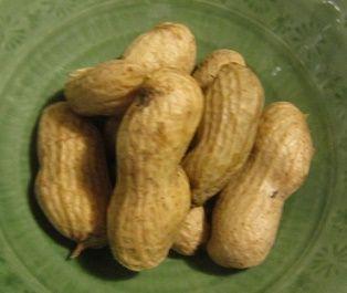 茹でピーナツ1