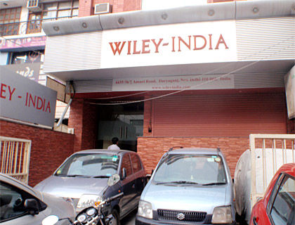 Wileyのインド支店