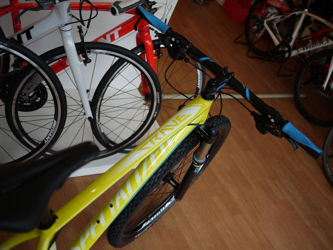 SBC 新着情報 : お客様の自転車 ...