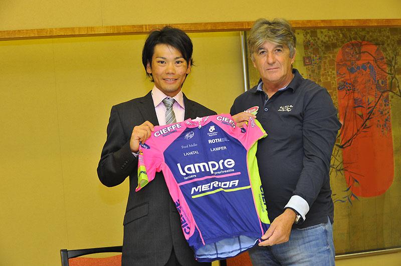 自転車の 自転車 プロチーム 機材 : ロードレース日本人トッププロ ...