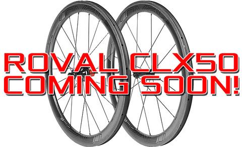 ROVAL CLX 50