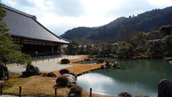 800px-Tenryuji_Kyoto