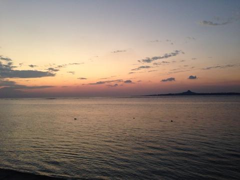 沖縄からただいま!