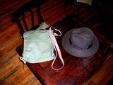 インディージョーンズの帽子